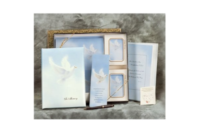 Dove Register Book Set
